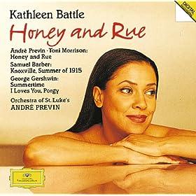 Honey And Rue - 4. Do You Know Him?