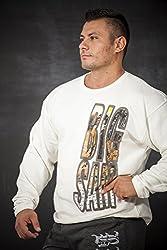 BIG SAM Sweater Sweatshirt Jacket Hoody UNCLE BODY DOG Logo *4625*