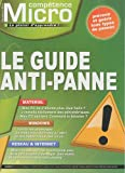 Le guide anti-panne...