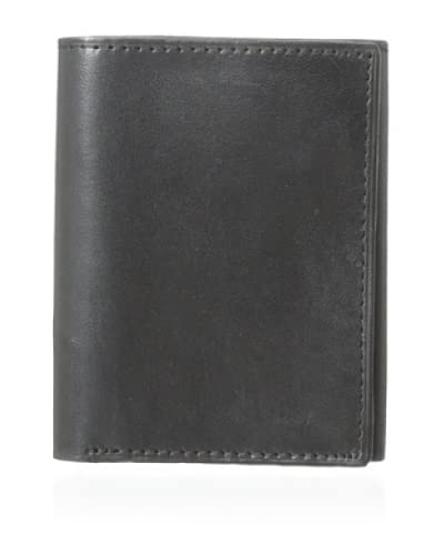 Joseph Abboud Men's Glove Leather Slim Tin Trifold