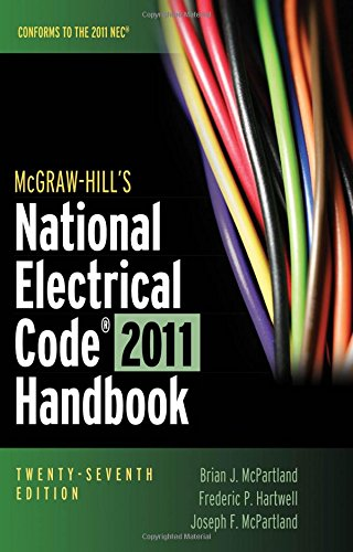 Mcgraw-Hill'S National Electrical Code 2011 Handbook (Mcgraw-Hill'S National Electrical Code Handbook)