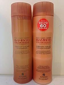 Alterna Bamboo Alterna Bamboo UV Vibrant Color Shampoo and Conditioner Duo 8.5oz