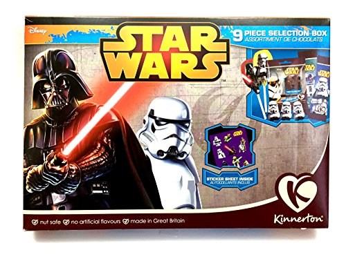 Star Wars 9 Piece Selection Box