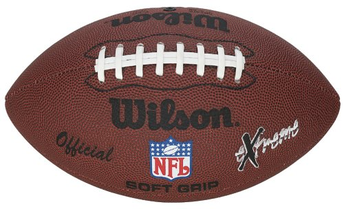 Wilson NFL Extreme American Football - Tan