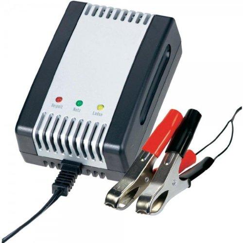 H-Tronic Batterie-Ladegerät und Erhaltung (2V, 6V, 12V) Auto Mofa Roller Moped Motorrad
