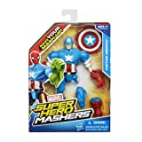 Captain America Avengers Super Hero Mashers 6-inch Action Figure