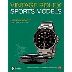 Vintage Rolex Sports Models: A Complete Visual Reference &#038; Unauthorized History