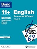 img - for Bond 11+: English: Stretch Practice: 9-10 Years book / textbook / text book