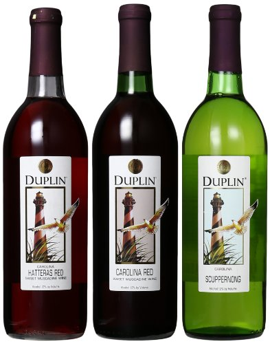 Duplin Winery Traditions Mixed Pack 3 X 750 Ml