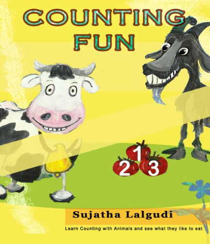 Animal Counting Fun - A Counting Picture book for Children
