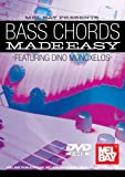 Monoxelos Dino Bass Chords Made Easy Electric Bass Guitar Dvd Region 1 NTSC