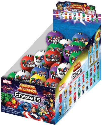 Marvel Pdq Eraser (24-Piece) front-1063248