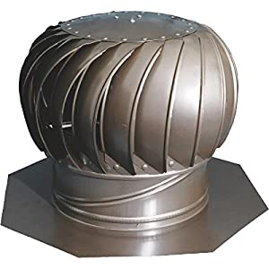 Ventamatic Wind Turbine Attic Exhaust Internal Bracing
