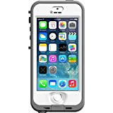 LifeProof iPhone 5S Nuud Case White/Clear