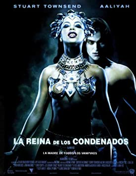 Queen of the Damned Poster Queen Of The Damned Movie