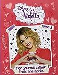 Violetta, mon journal, Tome 3 : Trois...