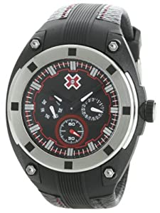 X Games Mens 75307 Analog Multi-Eye Sport Watch by X Games