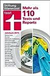 test Jahrbuch 2015: Mehr als 110 Test...