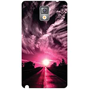 Samsung Galaxy Note 3 N9000 Back Cover - Sparkle Designer Cases