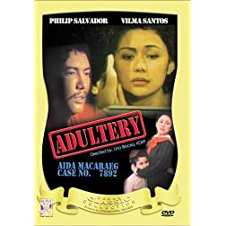 Adultery - - Philippines Filipino Tagalog DVD Movie