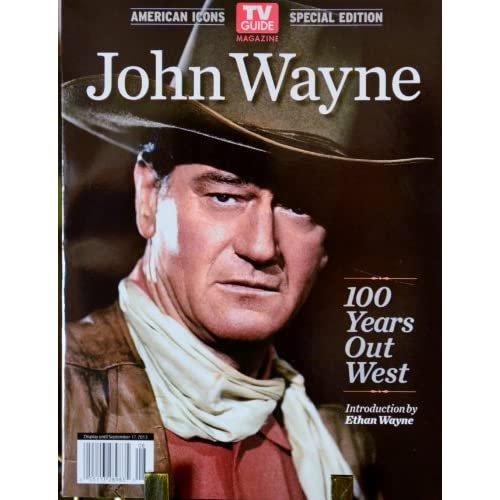 TV GUIDE JOHN WAYNE SPECIAL EDITION: Amazon.com: Books