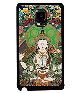 PRINTSWAG LORD Designer Back Cover Case for SAMSUNG GALAXY NOTE EDGE