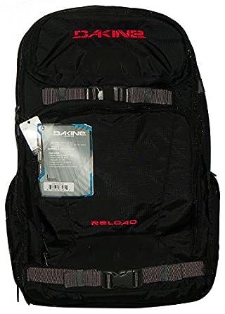 Dakine 30-Litre Reload Pack (Black, 21.5 x 12.5 x 8.5-Inch)