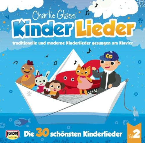 Kinder Lieder - Die 30 Schonsten Kinderlieder-Teil 2