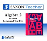 Saxon Teacher Algebra 2: Lesson and Test CDs, 3rd edition (Homeschool)