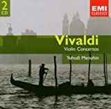 Vivaldi: Violin Concertos, Concertos for 2 Violins, Concertos for Violin &amp; Cello, Concertos for Violin &amp; Organ, Yehudi Menuhin