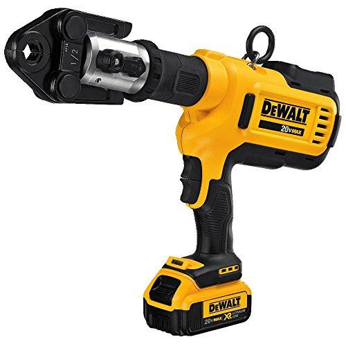 DEWALT-DCE200M2-20V-Plumbing-Pipe-Press-Tool-Kit