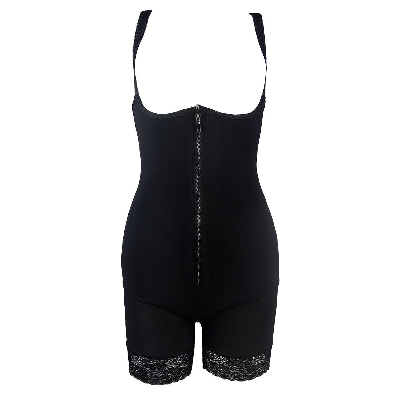 BSLINGERIE® Abnehmen Shapewear Openbust Corsage Bodysuit günstig online kaufen