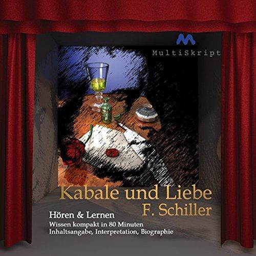 Briefe In Kabale Und Liebe : Kabale und liebe schiller bücher interpretationen