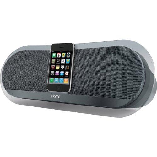 Premium iP2 Speaker System With Bongiovi Acoustics DSP And iPod/iPhone Dock