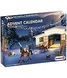 Schleich - 97021 - A partir de Calendario de Adviento - Navidad Caballos