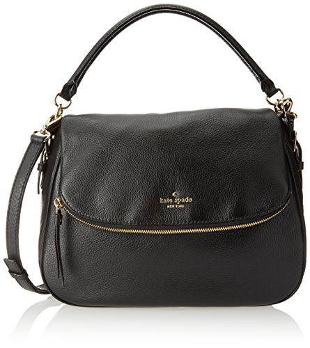 kate spade new york Cobble Hill Devin Top Handle Bag, Black, One Size