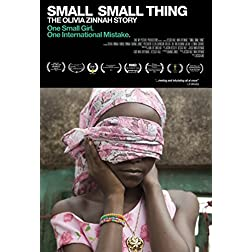 Small Small Thing - The Olivia Zinnah Story