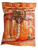ニッポー 大人のプラチナスティック エビチリ味 (8g×10本)×4袋