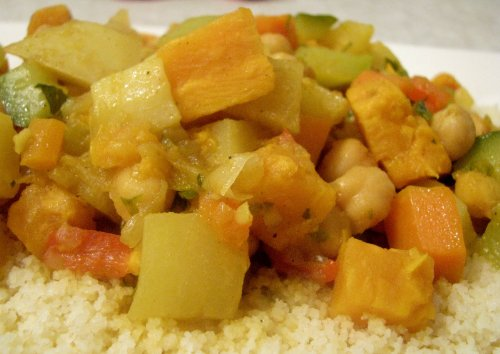 Healthy Cuisine Vegan Moroccan Couscous Entree 10 Oz 6 Pack