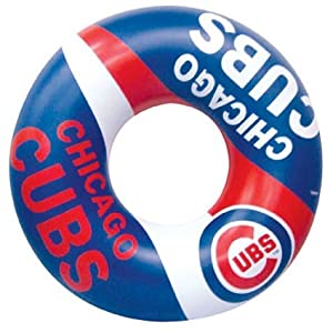 Buy Team Sports America Chicago Cubs Giant Swim Ring by Team Sports America