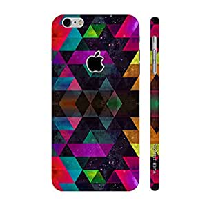 Enthopia Designer Hardshell Case Space Fantasy Back Cover for Apple Iphone 7 With Hole