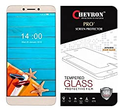 Chevron 2.5D 0.3mm Pro+ Tempered Glass Screen Protector For LeEco Le 2 / LeEco Le 1s (Eco)