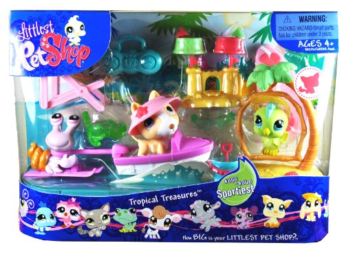 Littlest Pet Shop Castle Littlest Pet Shop Sportiest