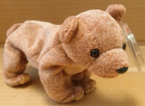 TY Beanie Babies Pecan the Bear Plush Toy Stuffed Animal
