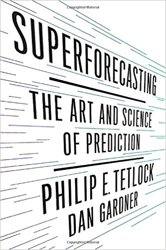 superforecasting business books 2016