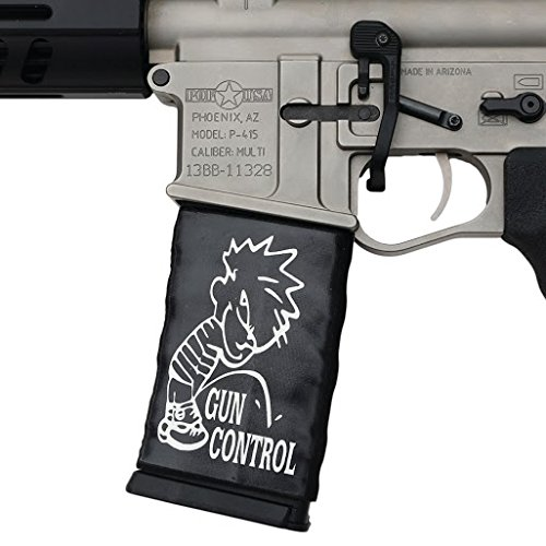 ultimate-arms-gear-ar-mag-cover-socs-for-30-40rd-polymer-pmag-mags-calvin-pissing-on-gun-control-bla