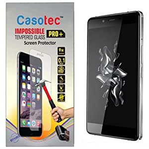 Casotec Impossible Tempered Glass Screen Protector for OnePlus X