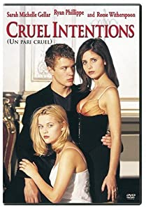 Cruel Intentions (Un pari cruel) (Bilingual)