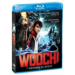 Woochi: The Demon Slayer [Blu-ray]
