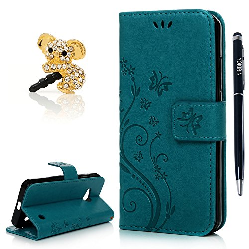 nokia-lumia-550-case-yokirin-premium-soft-pu-leather-notebook-wallet-cover-case-with-kickstand-credi